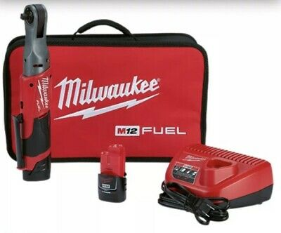 Milwaukee 2557-22 M12 FUEL 12-Volt Lithium-Ion Brushless Cordless 3/8