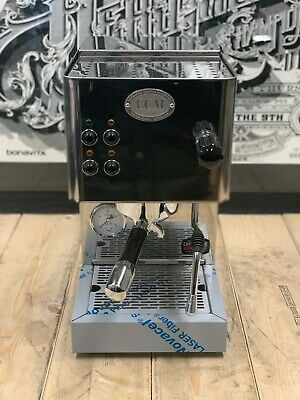 Ecm Casa V 1 Group Brand New Stainless Steel Espresso Coffee Machine Home Office