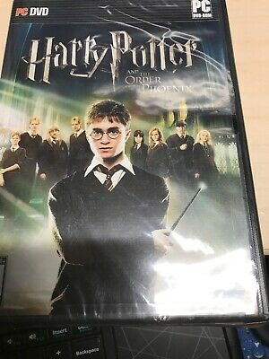 Harry Potter and The Order of the Phoenix - Video Game - PC
