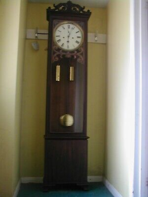 1 Day Sale Bargain Good Quality Regulator Clock Working Order Fantastic Price