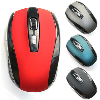 2.4GHz Wireless 2000DPI Cordless Optical Mouse Mice USB Receiver for PC Laptop H