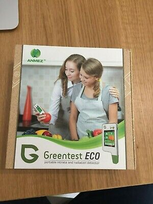 Anmez Green Test Eco 0808 Portable Food Safety Nitrate Testing Device