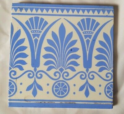 ELEGANT MINTON hollins aesthetic VICTORIAN 6 INCH TILE, 6 AVAILABLE