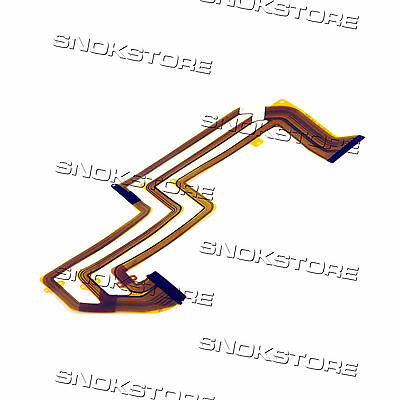 New LCD Flex Cable Cable Flat for Sony HDR-PJ260E Repair Parts Video Camera