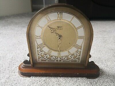 Smiths Sectric English Made Mantle Clock