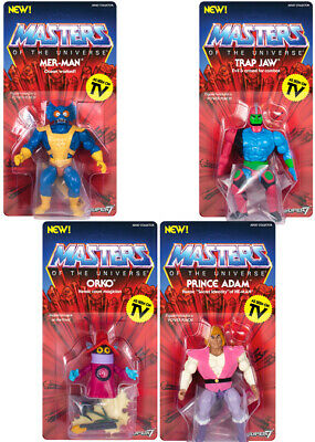 Ab 2000 Beast Man Neo Vintage Collection WAVE 2 SUPER 7 MOTU Masters of the Universe NEU Masters of the Universe