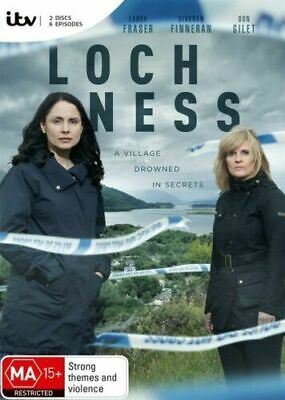 The Loch [DVD] [2017] GENUINE - The Cheap Fast Free Post