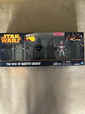 Star Wars The Rise Of Darth Vader Target Exclusive