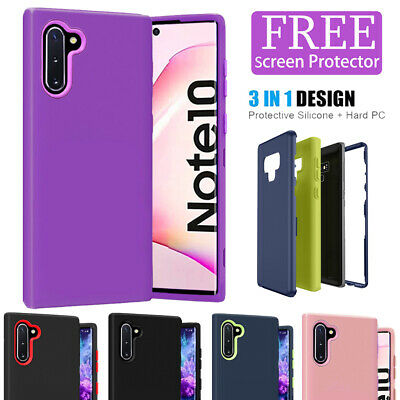 For Samsung Galaxy Note 10 Plus / Note 10 Case 360° Shockproof Protective Cover
