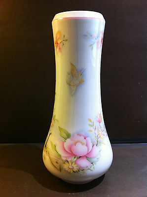 Grand vase en porcelaine de Limoges