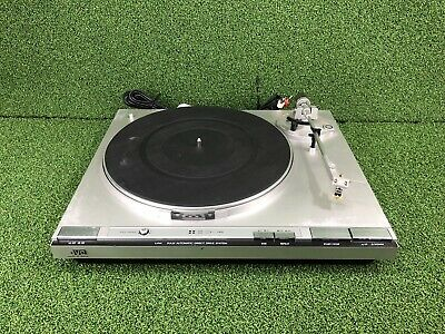 Vintage JVC L-F41 Fully Automatic Direct Drive Turntable Record Player