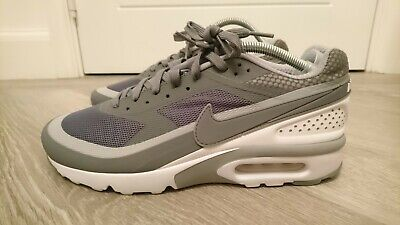 Hot Selling Nike Air Max Classic BW 91 Grey Red White Men's