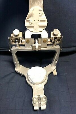 Whip Mix Semi-Adjustable Articulator Mount Model # 2240 Dentist Dental Lab Tool