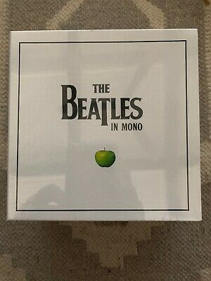 Authentic Mono Box Set, The Beatles CD,2009, Apple Press., New ! Sealed !