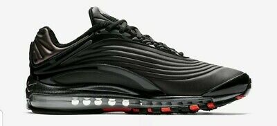 NIKE AIR MAX 97 Patent Leather BLACK GREY US MENS SIZES