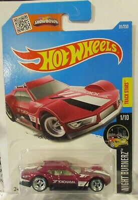 2016 Hot Wheels Super Treasure Hunt Drifsta Real Riders Free Plastic Case