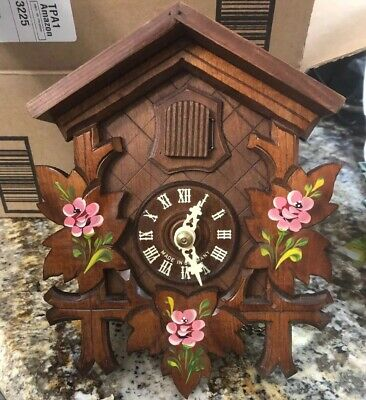 German Black Forest Cuckoo Clock Parts/Repair