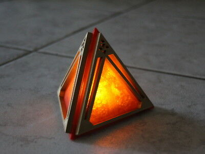 Replica Star Wars Sith Holocron 3D Printed. LIGHTS UP!! UK stock