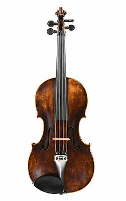 Small certified Mittenwald viola by Anton Jais, c.1790            (old, antique)