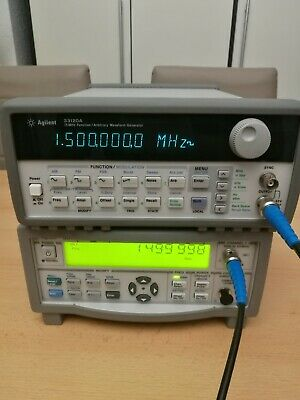 HP 53150A (CW) Mikrowelle Frequenzzähler bis 20 GHz