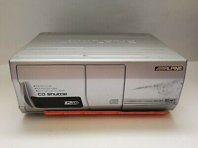 Alpine CHA-1214 12 Disc CD Multiplayer with disc shuttle