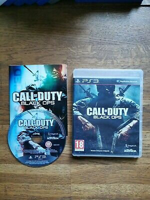 Call of duty Black Ops - Jeu console Playstation 3 - PS3  - PAL