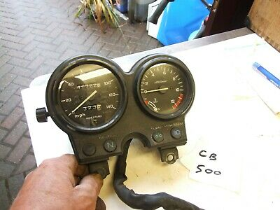 Honda CB500 1998-2002 Speedo Rev Counter Clocks