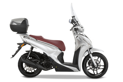 KYMCO NEW PEOPLE S150i ABS silber inklusive Anlieferung