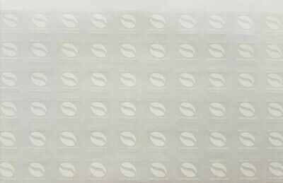 600 Mcdonald's Coffee Bean Stickers Ultraviolet On Sale! (120 Cups)
