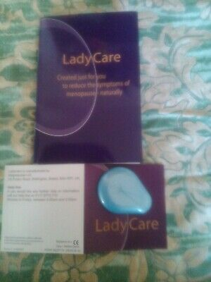 Lady care magnet - Menopause drug free -  FREEPOST