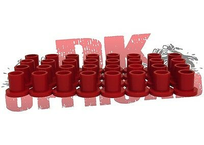 2009 Polaris Xp 550/850 Complete Polyurethane A Arm Bushing Kit