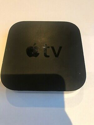 Apple TV A1427 3rd Generation HD Media Streamer - Black - Faulty