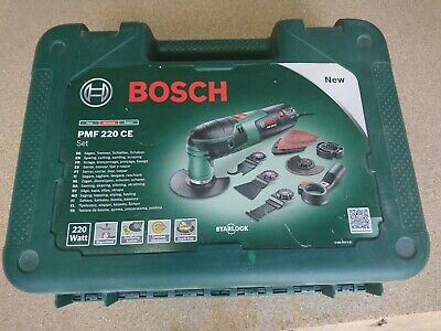 the latest best loved sports shoes BOSCH OUTIL MULTIFONCTION PMF 220 CE 220W, accessoires, interface Starlock