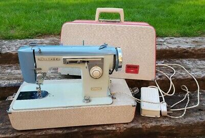 Vintage Brother Sewing Machine - Quality Collectable Equipment - Retro