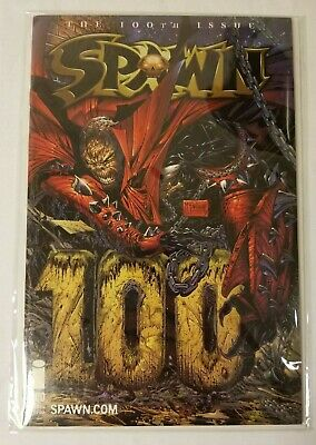 Spawn #100 Todd McFarlane Variant - 2000 - Great Condition