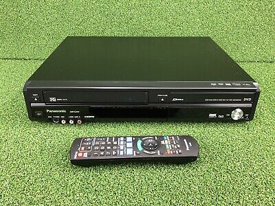 Panasonic DMR-EZ48V DVD VHS VIDEO Recorder COMBI HDMI Transfer VHS Tapes To DVD~