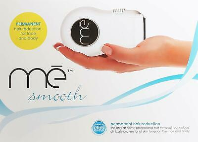 mē smooth Professional At-Home Permanent Hair Reduction System for Women/Men