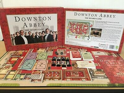 Downton Abbey The Board Game - Excellent Condition - Destination Game - Complete