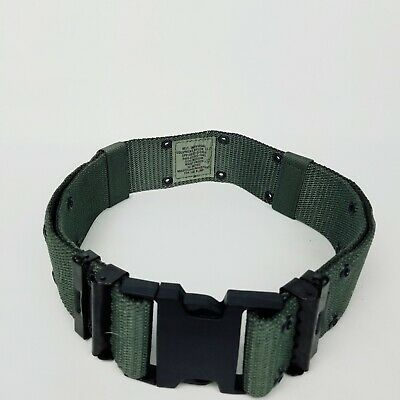 Army Pistol Belt Medium Alice Military 8465-01-322-1965 Waist Under 30 Inches