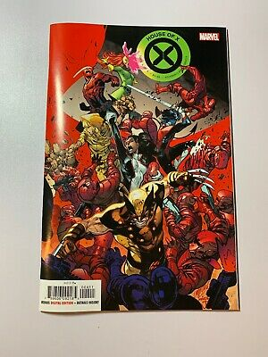 House of X #4 2019 MARVEL Comics Main Cover