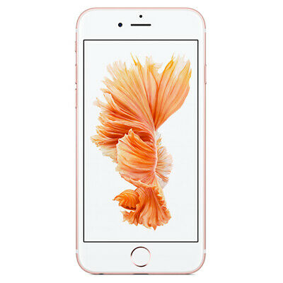 Apple iPhone 6s 32GB Unlocked GSM Phone w/ 12MP Camera - Rose Gold (Used)