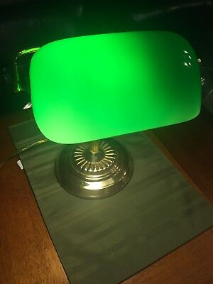 Vintage Traditional Style Bankers Desk Lamp Home With