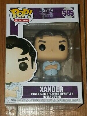 Funko Pop TV #595 Xander Buffy The Vampire Slayer