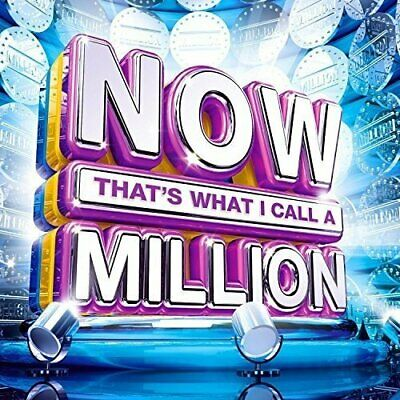 Now Thats What I Call A Million  Sam Smith George Ezra ETC (NEW & SEALED) 3 CD