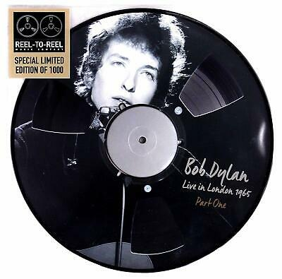Bob Dylan Live In London 1965 Part One Picture Disc (NEW VINYL), LP