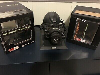 Modern Warfare 2 Prestige Edition PS3 Night Vision Goggles COD Call Of Duty MW2