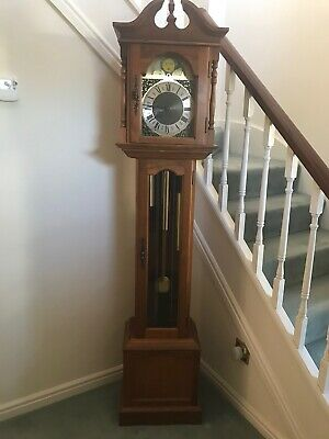 Emperor Clock Chiming Moon Phase  (not currently working) Model 120