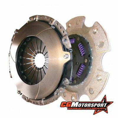 CG Stage 3 Clutch Kit for Peugeot 207 1.6 Gti Pack Turbo 176 BHP Model 2006-2009