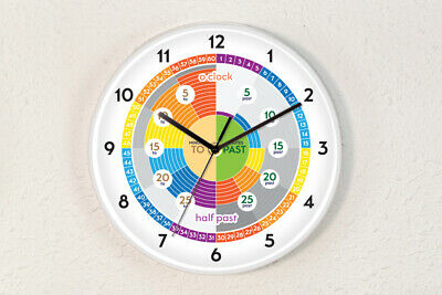 Walplus Tell the time Children Room Wall Clock Gift Home Decorations Bedroom DIY