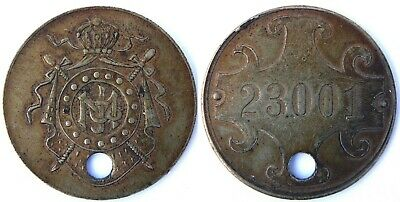 Meyer  Jonasson  Altoona, Pa.    Charge Coin  Tyl    Pa-020-Meyb